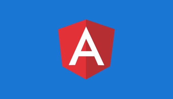 angularのロゴ画像