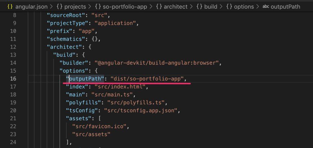 firebaseでAngularプロジェクトをホスティングする方法の画像