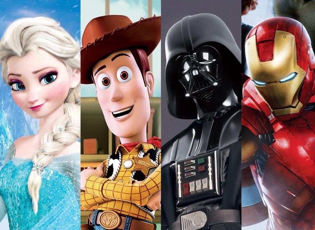 ディズニーデラックスの画像